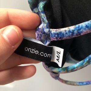 Onzie Intimates & Sleepwear - Onzie sz M/L multicolor sports bra